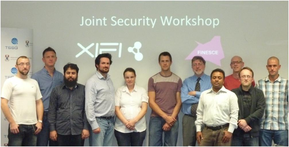 TSSG Security workshop